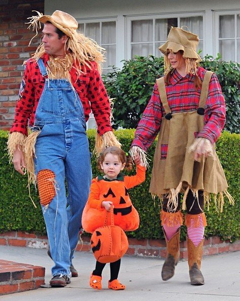 halloween funny family costume