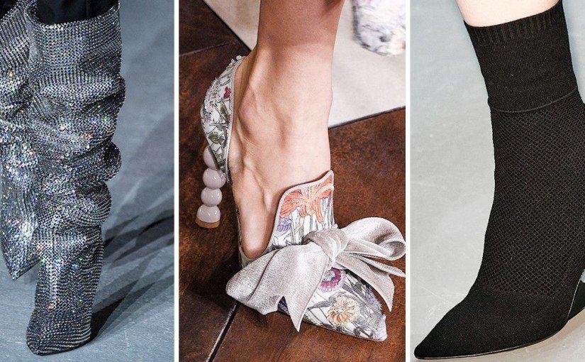 Tendinte pantofi femei toamna 2017