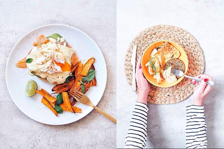 Conturile Instagram care te vor ajuta sa mananci sanatos