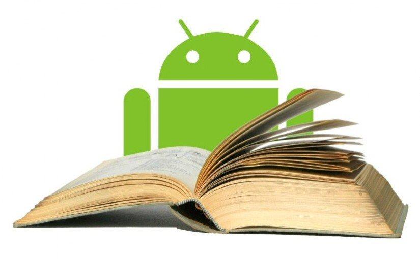 Aplicatii gratuite pentru a citi carti in Android