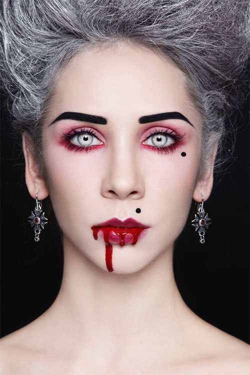 Vampir Halloween