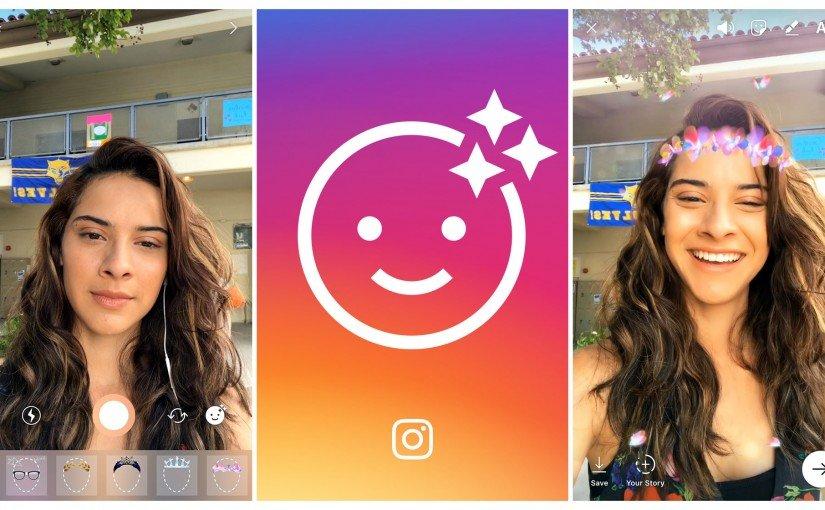 Instagram introduce filtre pentru Live Video